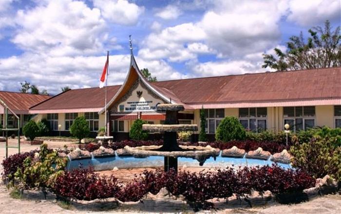Gedung Lama SMAN 1 Solok Selatan